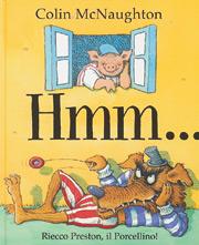 Hmm... Book Cover